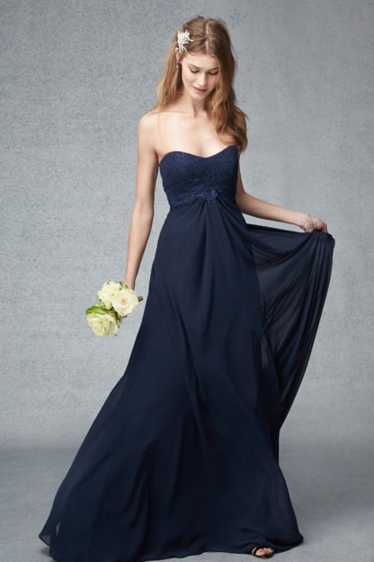 2015 Monique Lhuillier Bridesmaid Dresses