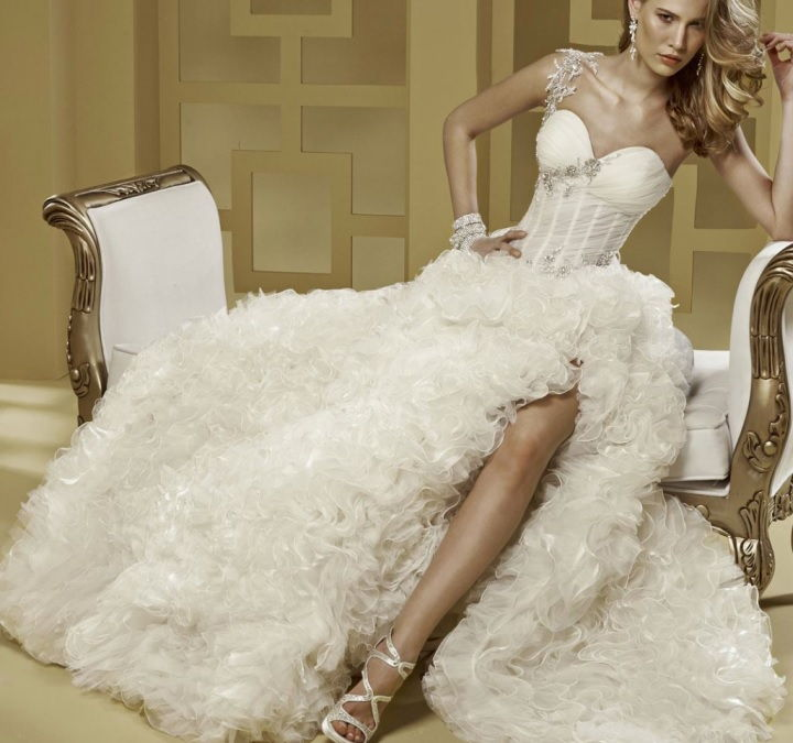 ROMANCE by Nicole Spose 2015 Wedding Dresses Collection