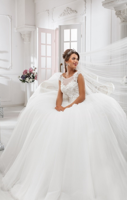 Milla Nova 2015 Spring Wedding Dresses Collection World - Hairstyles For Bridesmaids
