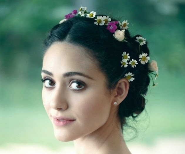 Romantic Greek Goddess Bridal Hairstyles for Women
