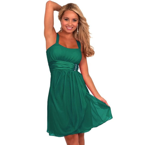Gorgeous Green Bridesmaid Dresses