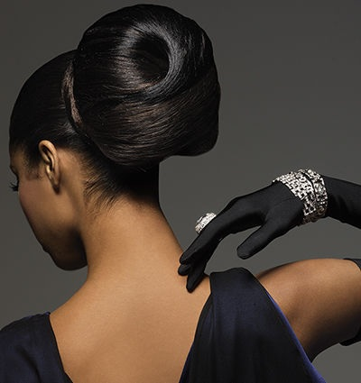 Wedding Hairstyles for Black Women - Do it Up