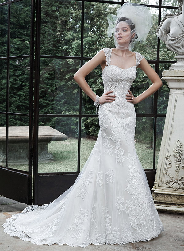 Maggie Sottero Fall 2015 Wedding Dresses