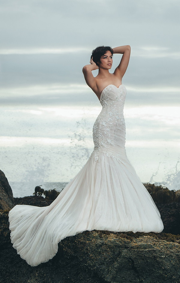 Miosa Couture Spring 2015 Bridal Collection  World of Bridal
