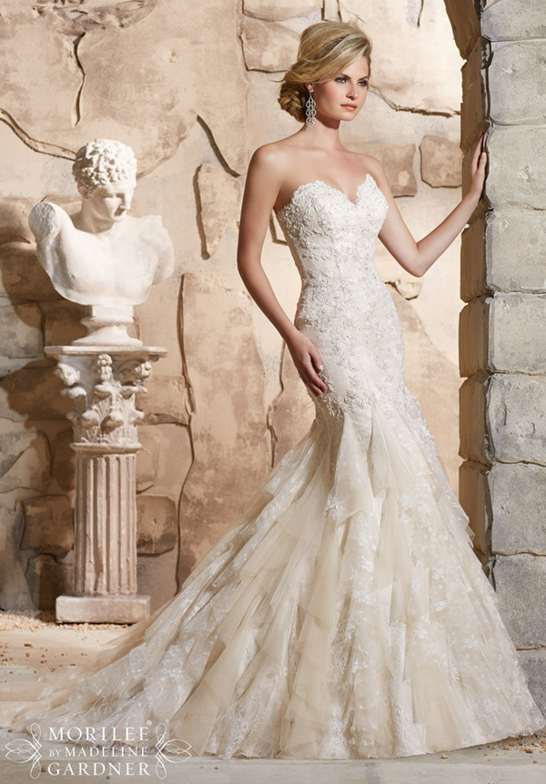 Madeline Gardner 2015 Wedding Dresses