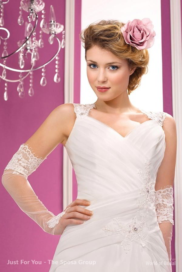 Just For You 2015 Wedding Dress by The Sposa Group