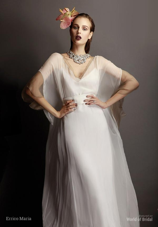 Errico Maria Retrospettiva by Errico Maria 2015 Wedding Dress