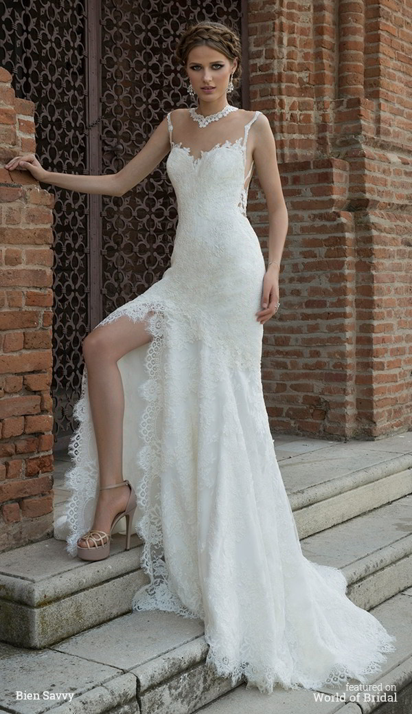 Addicted to Love by Bien Savvy 2016 Wedding Dress