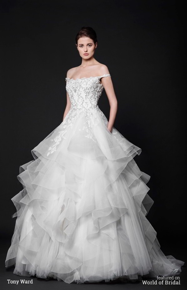 Tony Ward Bridal 2016 Wedding Dress