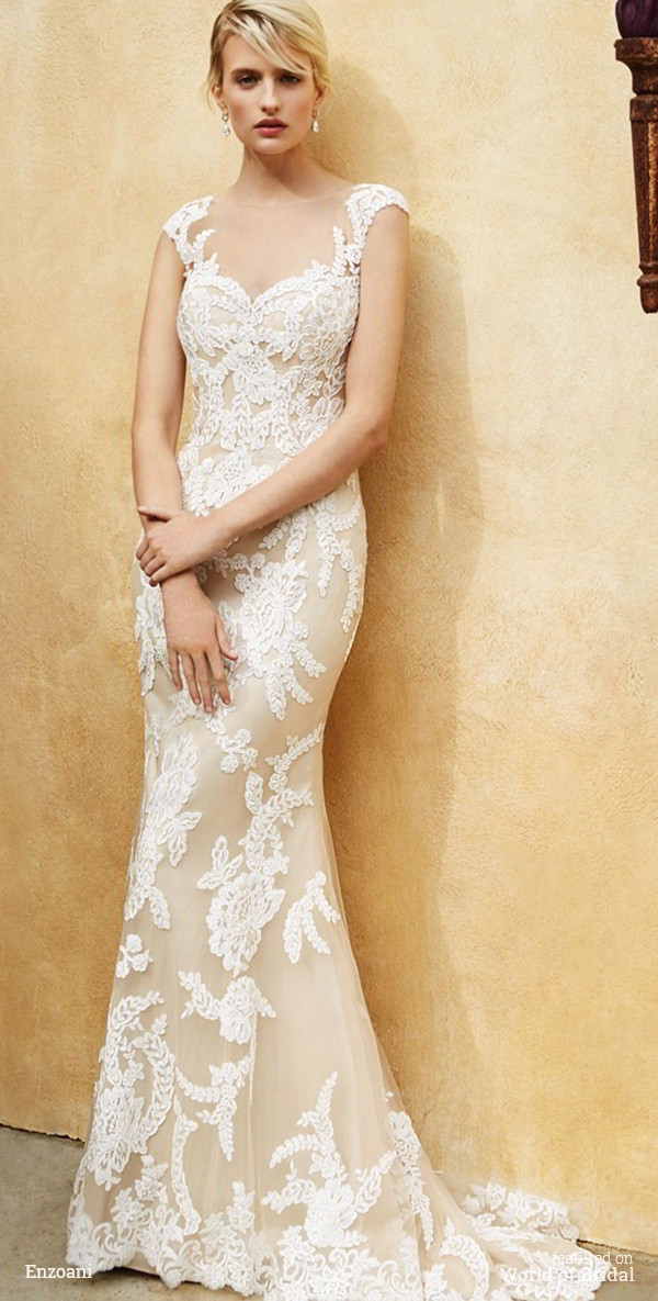 Enzoani 2016 Wedding Dress
