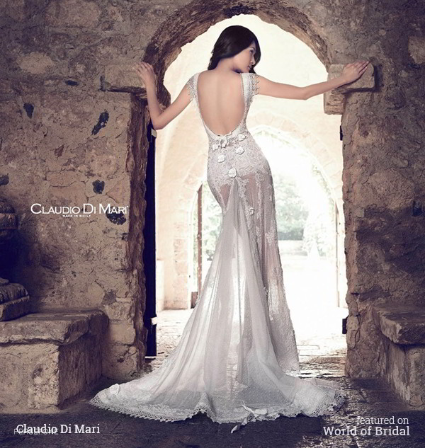 Claudio Di Mari 2016 Wedding Dress