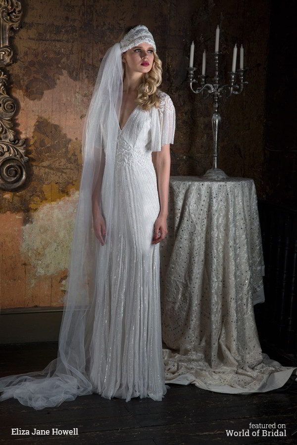 Eliza Jane Howell 2016 Wedding Dress