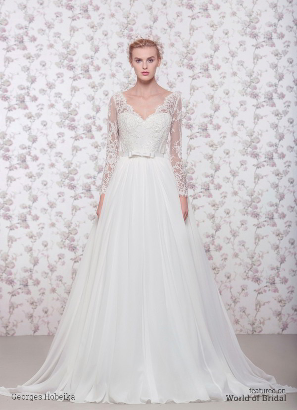 Georges Hobeika 2016 Wedding Dress