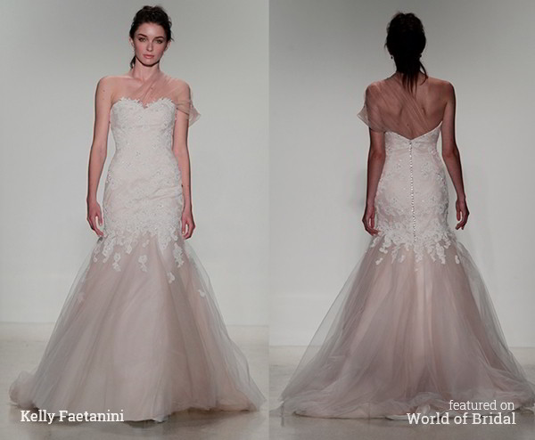 Kelly Faetanini Fall 2016 Wedding Dress