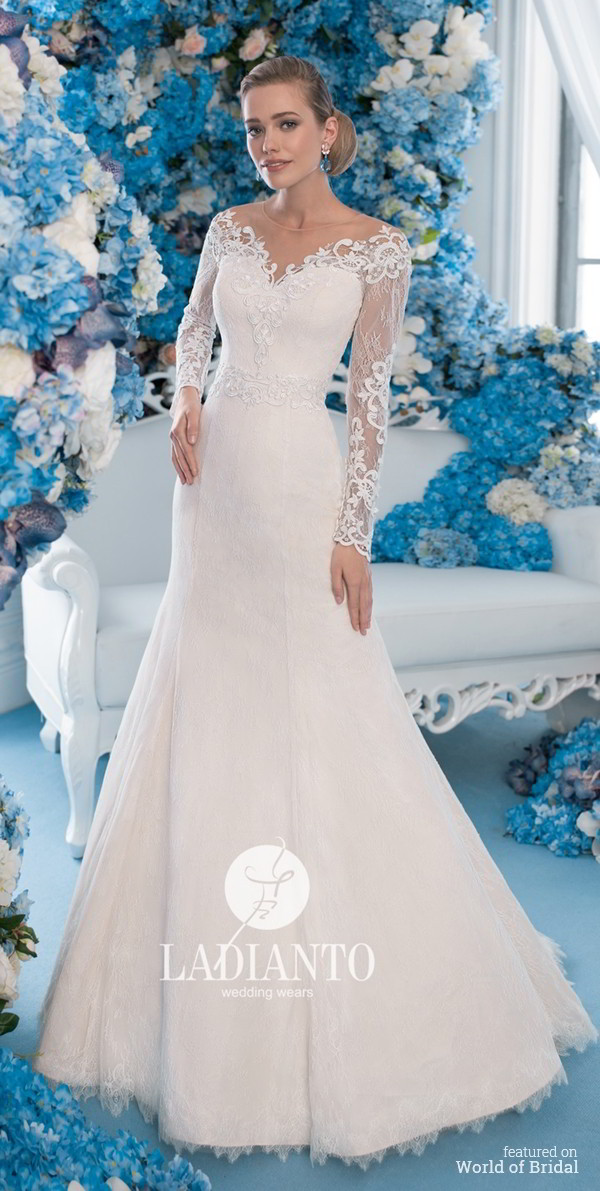 Ladianto 2016 Wedding Dress