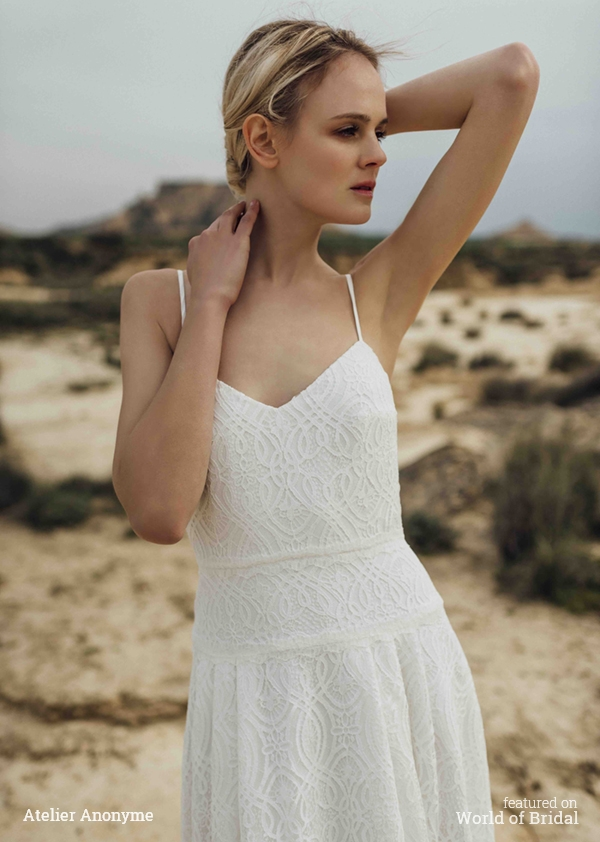 Oh Oui by Atelier Anonyme 2016 Wedding Dress