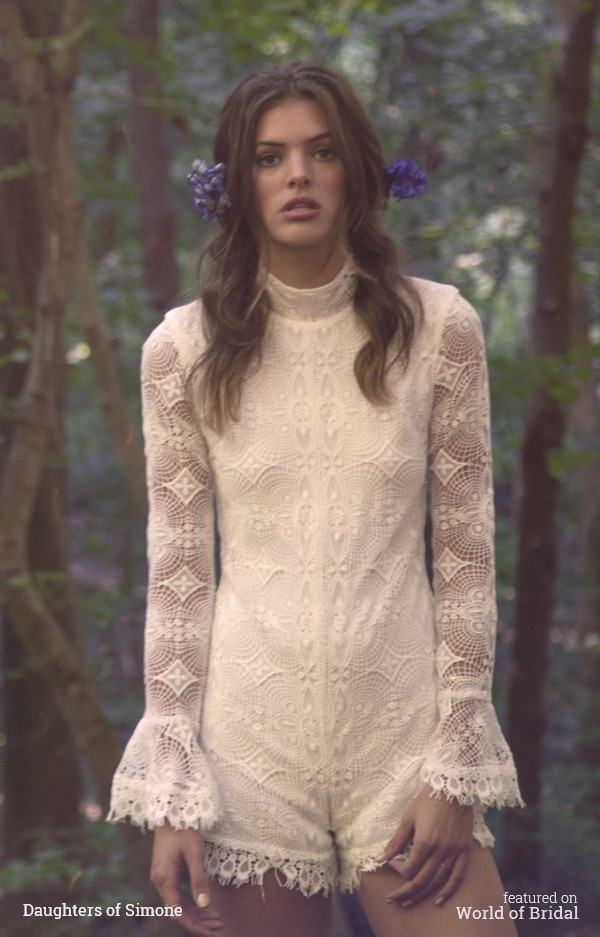 Under Your Spell - Daughters of Simone 2016 Wedding Dress