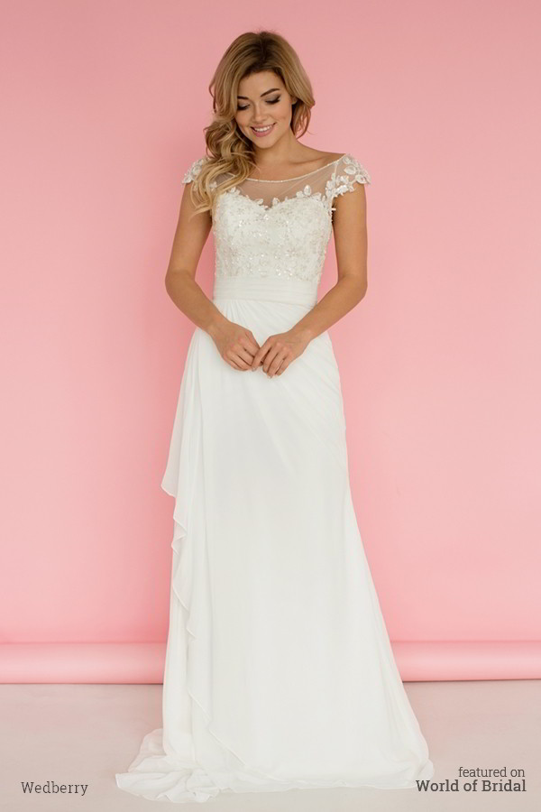 Wedberry Spring 2016 Wedding Dress