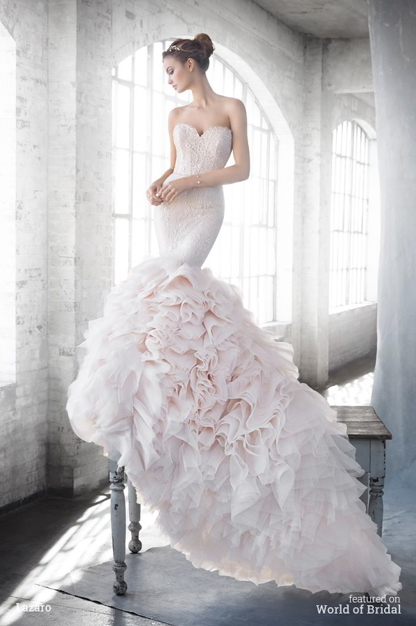 gallery lazaro wedding dresses spring
