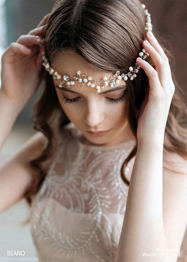 Biano 2016 Bridal Accessories