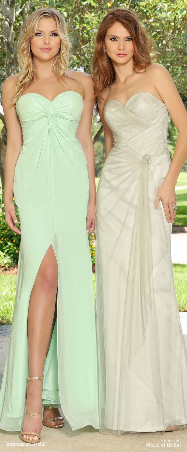 Trubridal wedding blog bridesmaids dresses archives trubridal impression bridal 2016 bridesmaid dresses ombrellifo Image collections