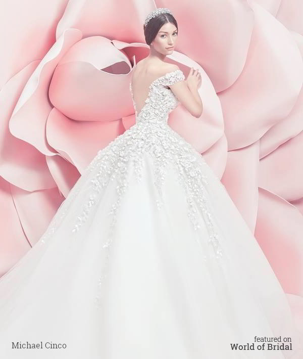 de95d34ea25 michael cinco couture spring summer. michael cinco wedding dress ...