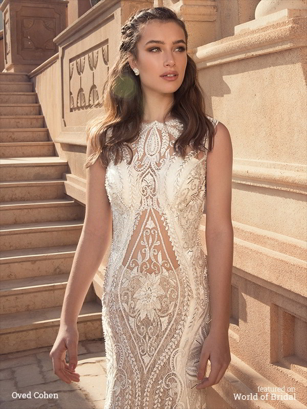 Oved Cohen 2016 Wedding Dress