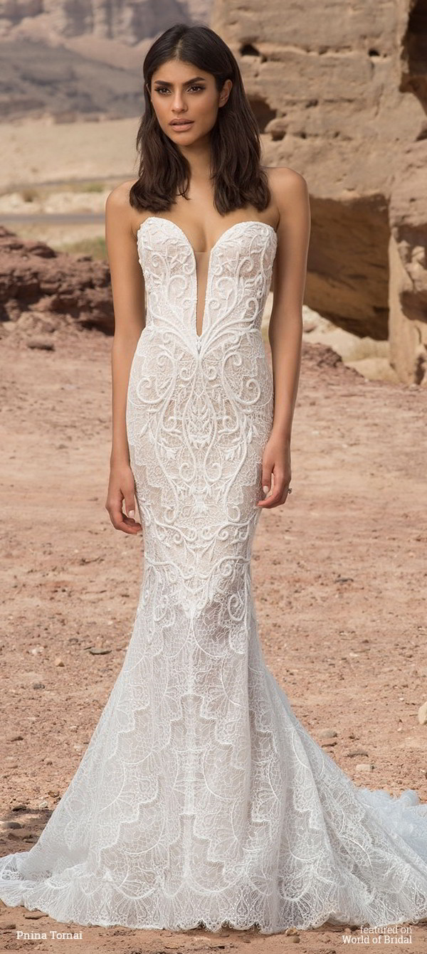 Pnina Tornai 2016 Wedding Dress