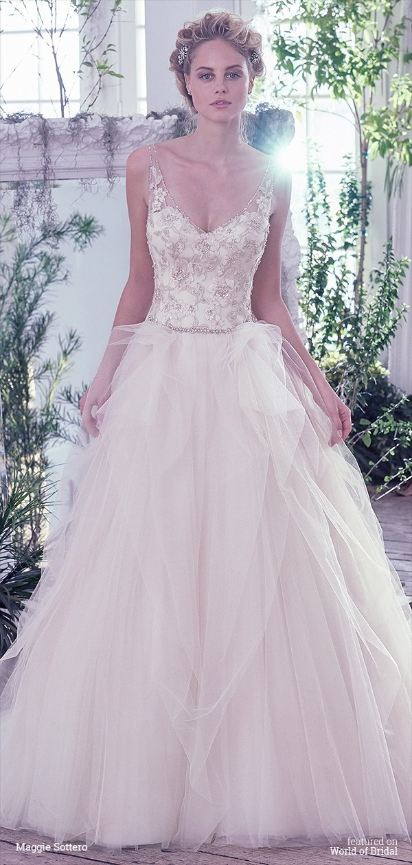 Maggie Sottero Fall 2016 Wedding Dress