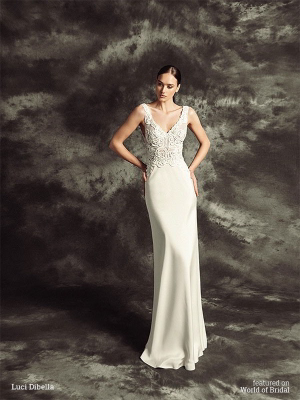 Luci Dibella 2016 Wedding Dresses World Of Bridal