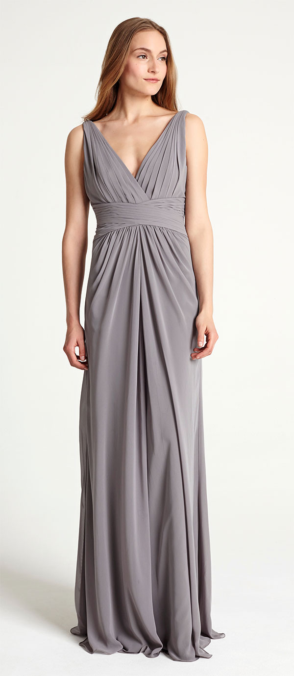 Monique Lhuillier Spring 2016 Bridesmaids Dress