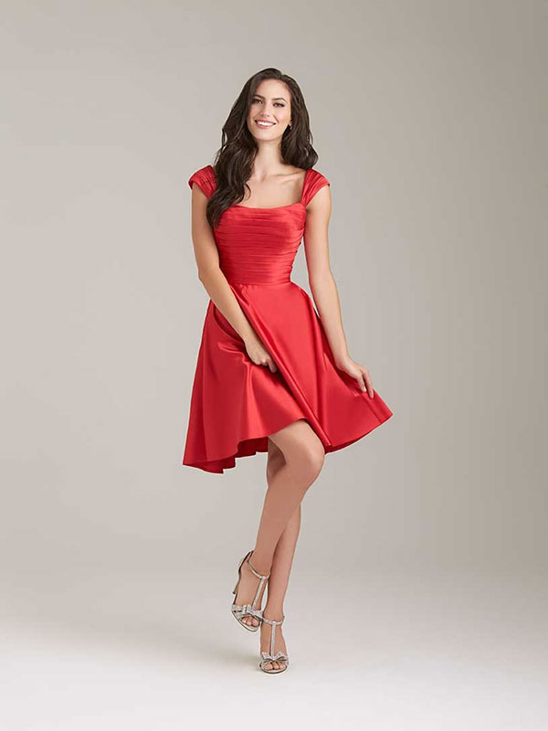 Allure 2016 Bridesmaid Dress