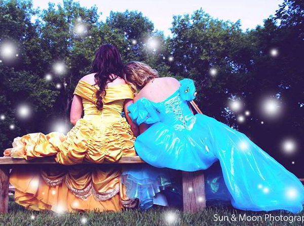 Disney Princess Engagement
