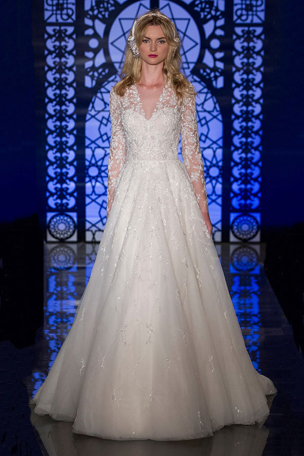 reem acra fall 2016 wedding dresses world of bridal