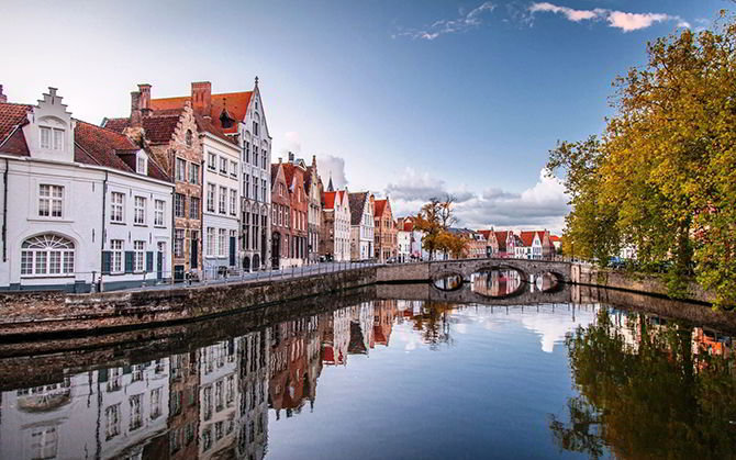 Underrated Honeymoon Destination - Bruges, Belgium