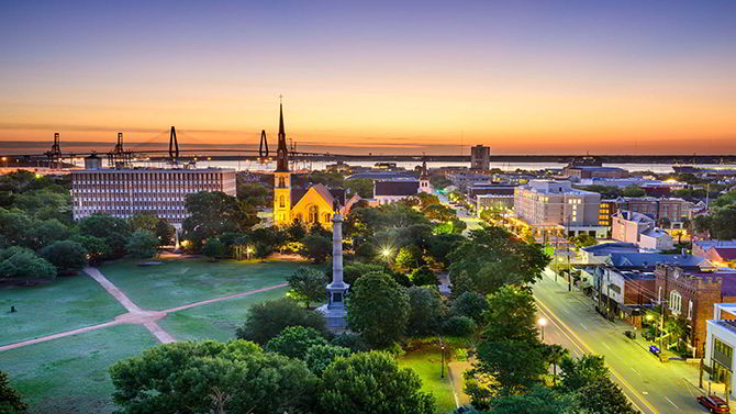 Underrated Honeymoon Destination - Charleston, South Carolina