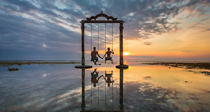 Underrated Honeymoon Destination - Gili Trawangan Island, Indonesia
