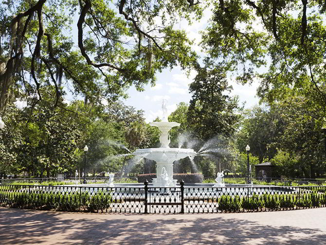 Underrated Honeymoon Destination - Savannah, Georgia
