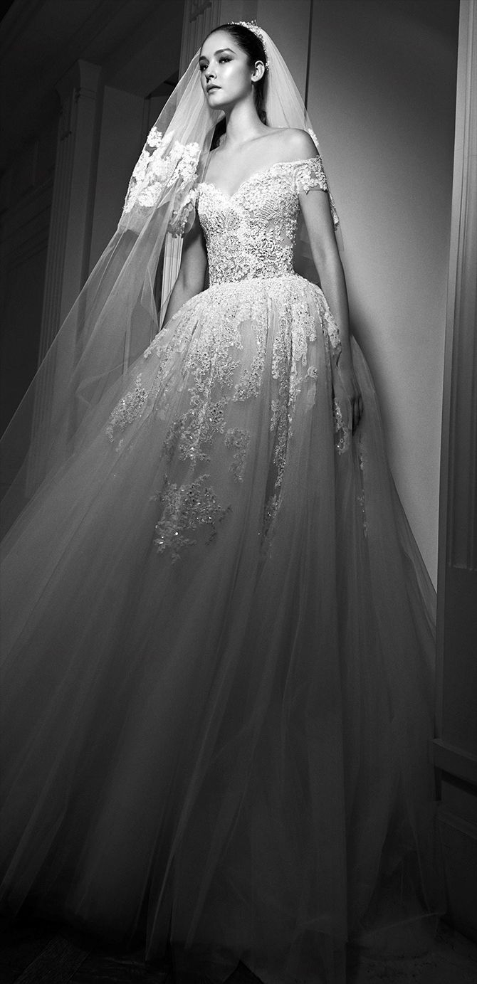 Zuhair Murad Wedding Dress 2017 Price 44