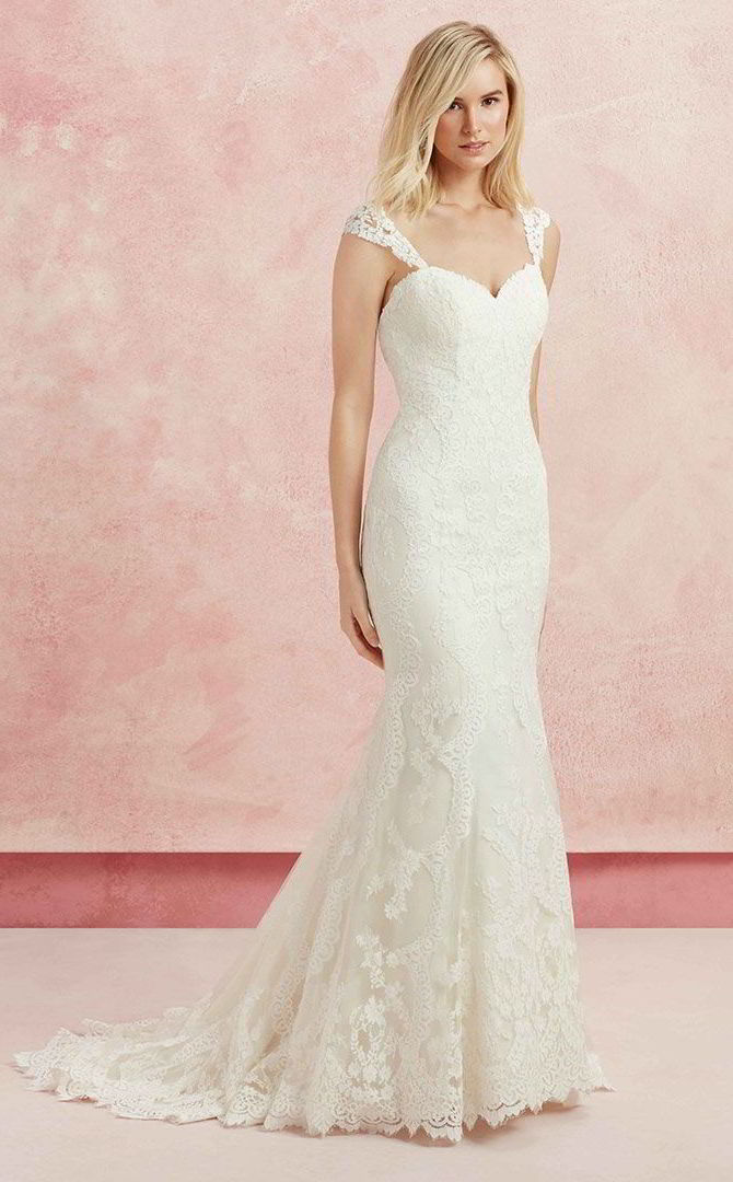 Beloved Spring 2017 Wedding Dress