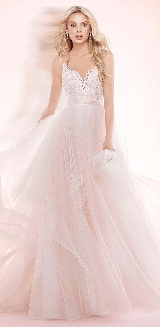 how much tulle to make a wedding dress blush tulle wedding dress Making A Tulle Wedding Dress Dresses