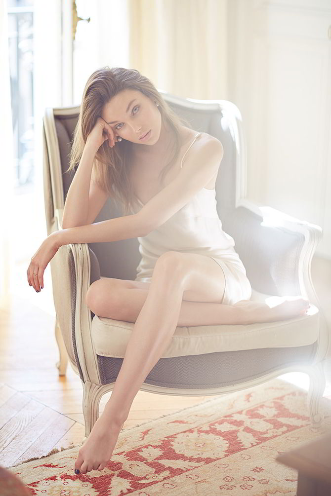 Chantilly Mornings - Romantic Bridal Lingerie - Lost In Love Photography
