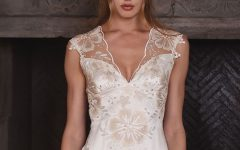 Claire Pettibone Fall 2017 Wedding Dress