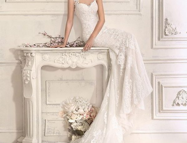 Fara Sposa 2017 Wedding Dress