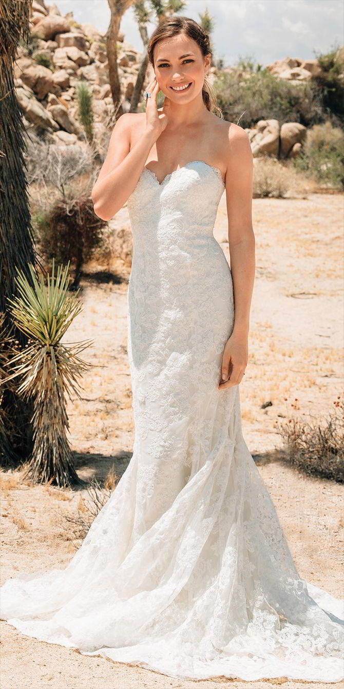 Willowby Watters Spring 2017 Wedding Dress