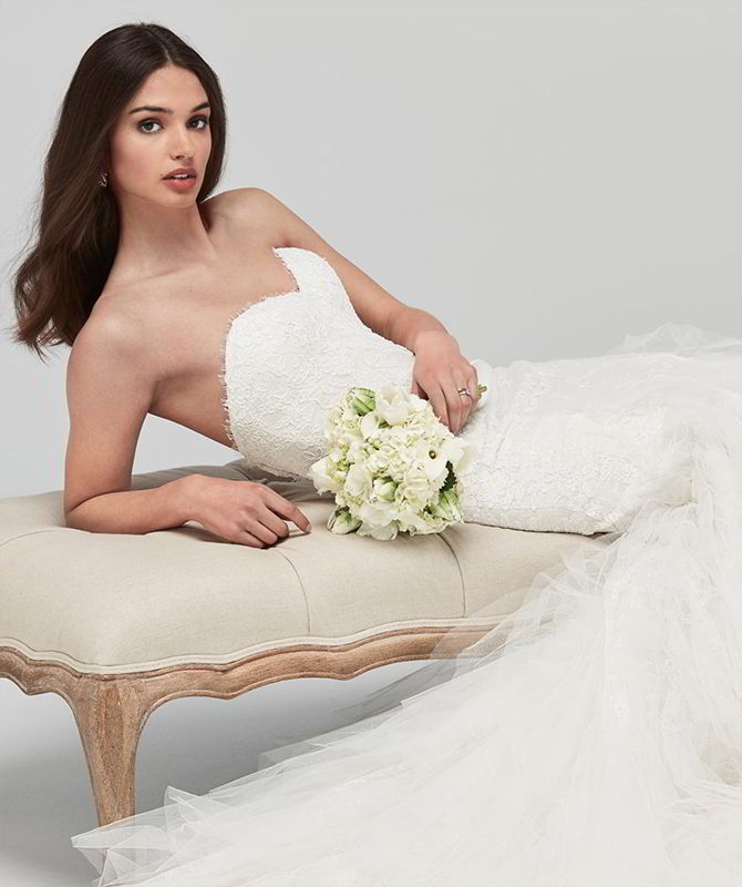Wtoo by Watters Fall 2017 Wedding Dress