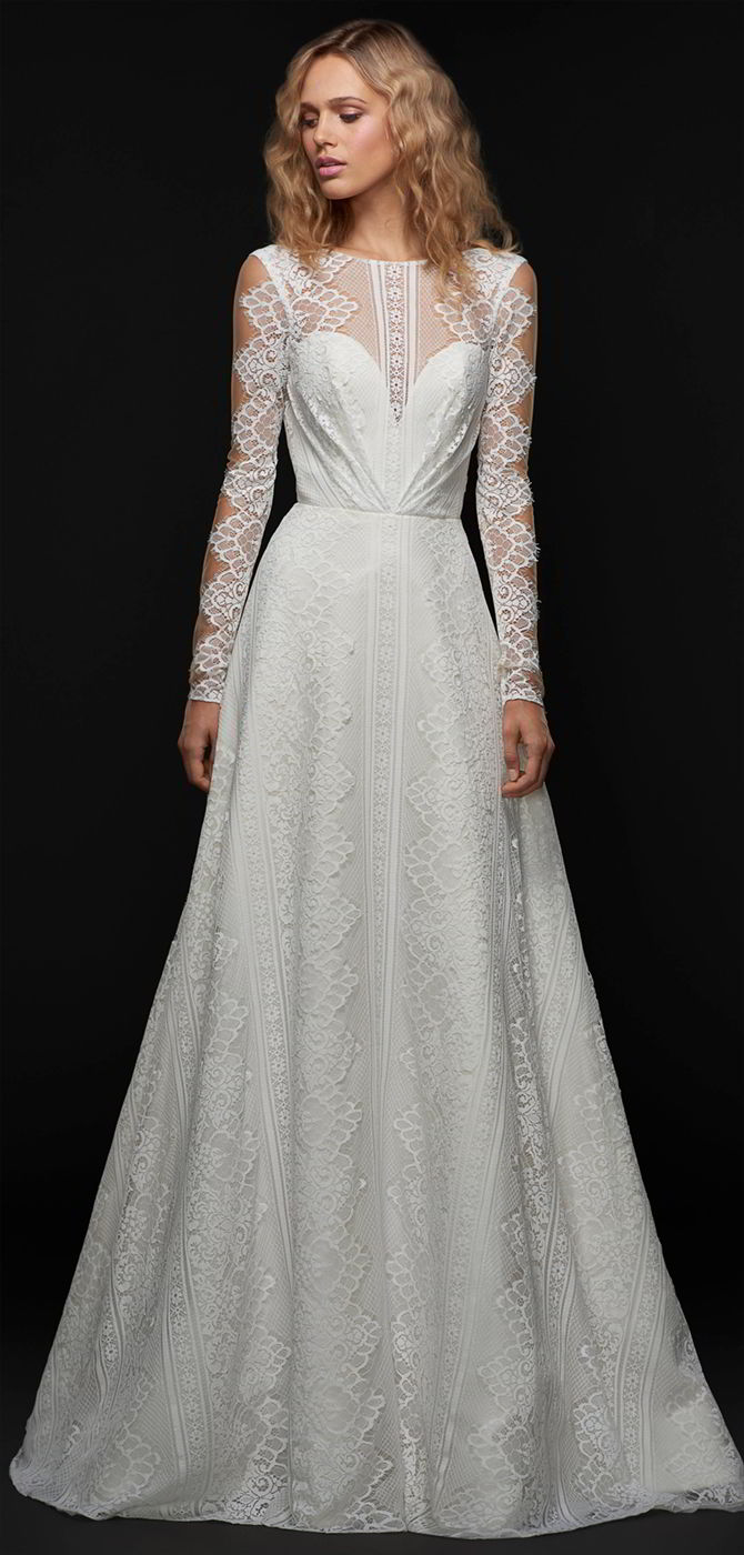 Blush By Hayley Paige Fall 2017 Wedding Dresses World Of