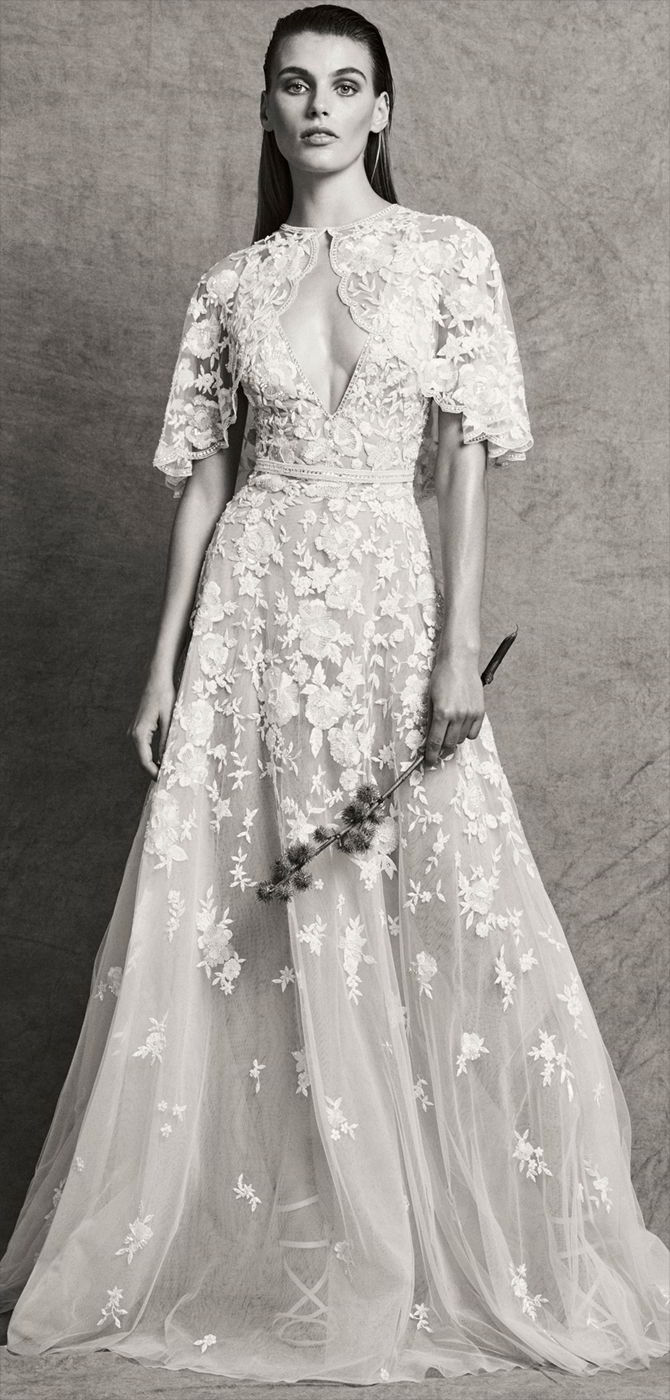 Zuhair Murad Fall 2018 Wedding Dresses