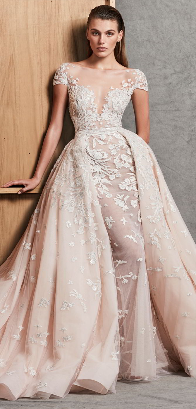 Zuhair Murad Fall 2018 Wedding Dresses World Of Bridal