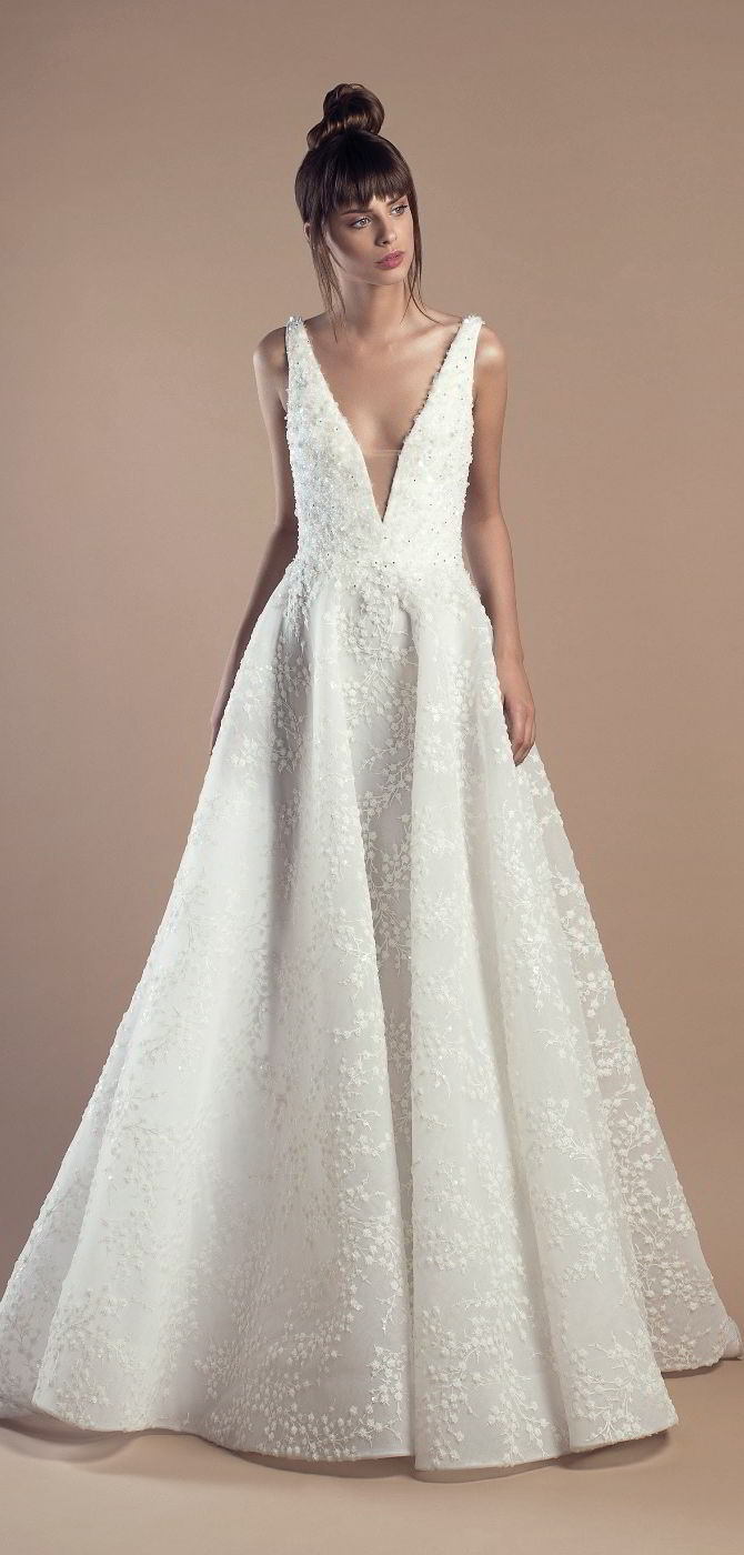 Tony Ward 2018 Wedding Dress